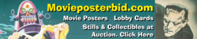 Movie Poster Auctions Every Week - Movie Posters